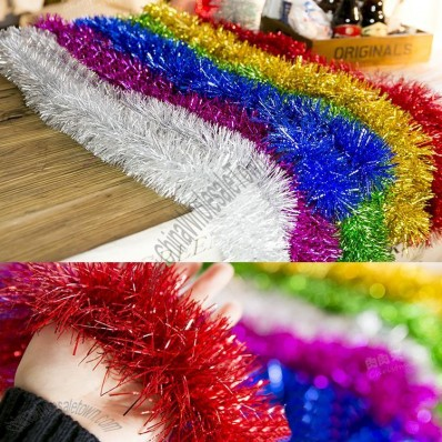 Festive Decoration Tinsel