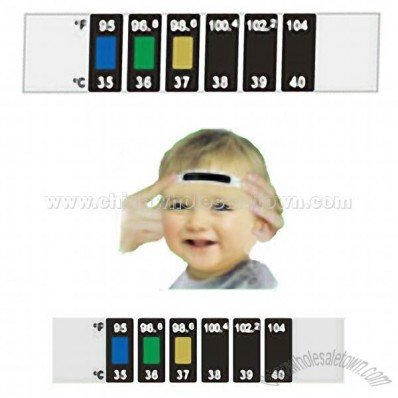 FeverScan Forehead Temperature Card