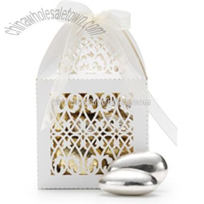 Discount Wedding Favor Boxes on Filigree Favor Boxes  Wholesale China Filigree Favor Boxes Customized