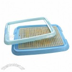 Filterplate Pet Toilet