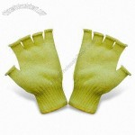 Fingerless Cut Resistant/Fishing Gloves