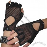 Fingerless Lace Glove