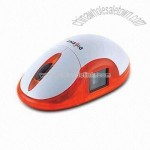 Fingerprint Authentication Optical Mouse