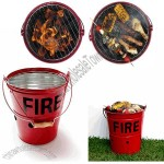 Fire Bucket Barbecue