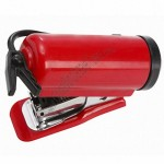 Fire Extinguisher Shape Stapler