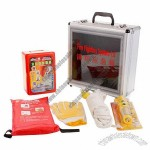 Fire Fighting Emergency Tool System with Aluminum Portable Case