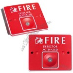 Fire LED Indicator, Compatible with All the Conventional Fire Alarm Control Panel