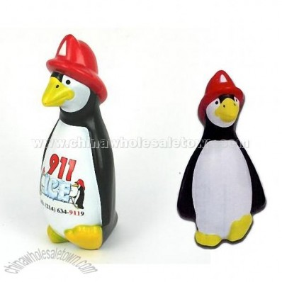 Fire Penguin Stress Reliever