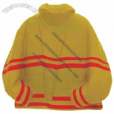 Fireman Jacket Stress Ball