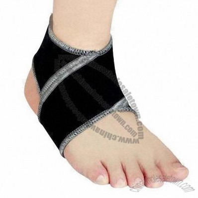 Firm Ankle Supports Brace, Made of Neoprene