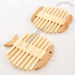 Fish Shaped Bamboo Place Mat