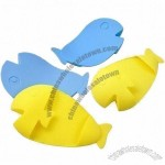Fish-shaped Silicone Oven Mitts