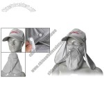 Fishing Camping Hiking Adjustable Head Band Long Neck Flap Hat Cap