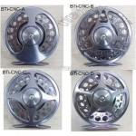 Fishing Tackle-BTI-CNC Series Fly Reels