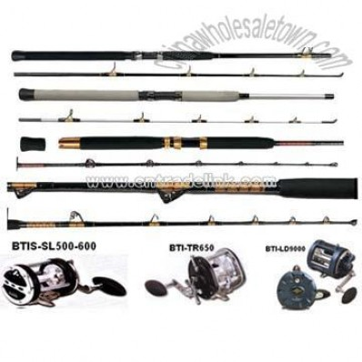 Fishing Tackle Boat Rod