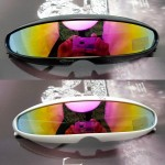 Fishtail Weatherproof Bike Glasses