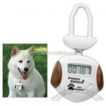 Fit Fido dog pedometer