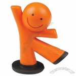 Fitness Character Stress Reliever Toy