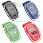 Fitness first pedometer with Large LCD display