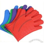 Five Fingers Silicone Glove Oven Mitts