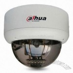 Fixed Vandal-resistant Dome IP Camera