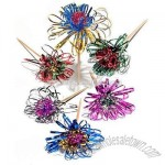 Fizzle Flower Party Picks
