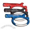 Flame shape Aluminum Carabiner Flashlight