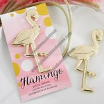 Flamingo Wedding Bottle Opener