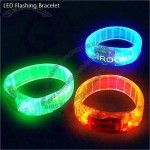 Flashing Concert LED Light Up Bracelete