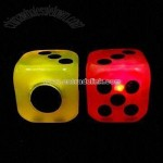 Flashing Dice for Decoration Items