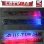 Flashing LED Cheering Sticks