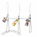 Flashing Mobile Phone Charm