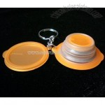 Flat Out KEYCHAIN CONTAINER
