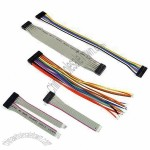 Flat and Ribbon Cables with Standing Voltage of 1,000V AC Per Minute