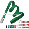 Flat non break- away lanyard