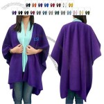 Fleece Shawl Wrap