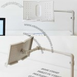 Flex-Arm Bookstand Reading Stand Tablet PC Stand
