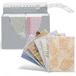 Flex Removable Cover 4x6 Album (24 Pocket)
