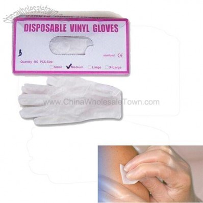 Flexible Disposable Medical Gloves