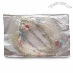 Flexible Hemodialysis PVC Blood Tube, Steam-sterilized for Patient Safety