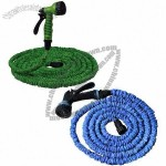 Flexible Water Hose, Auto Expandable, Stretches to Three Times, Lightweight, Easy to Stock