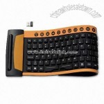 Flexible Wireless Multimedia Keyboard