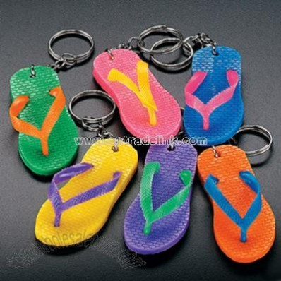 Flip Flop Key Chains