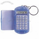 Flip Money detector keychain calculator light