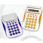 Flipper 8 digit Calculator with PVC sides