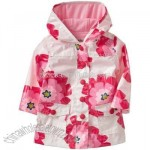 Floral Raincoats for Baby