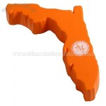 Florida Shape Stress Balls