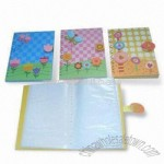 Flower/Butterfly Designs Wooden Album