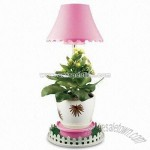 Flower Cultivation Light with Flower Pot