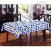 Flower Pattern PVC Placemats Coaster Table Cloth